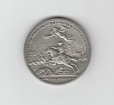 [50112] UNDATED COMMEMORATIVE MEDAL COMITIA AMERICANA WASHINGTON LEGIONIS