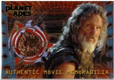 Planet of the Apes Memorabilia Karubi's Costume Costume Card from Topps
