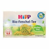 HIPP Organic Fennel Tea for Babies 20 bags