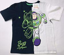 Toy Story 4 Buzz Lightyear Boys T Shirt Sz  S 5/6 NWT Disney