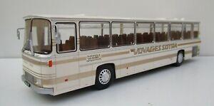 IXO 1/43 - Autobus et autocars du monde 103 - SAVIEM E7 1970