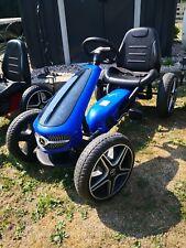 Kart à pédales licencé MERCEDES BENZ enfant 3-8 ANS go kart à pedales