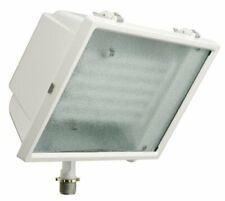 Lithonia Lighting OFL2 65F 120 LP WH M4 Standard Flood Light with 65-Watt 6500K