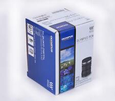 New Boxed  Olympus M.Zuiko Digital ED 12-50mm f/3.5-6.3 EZ Lens