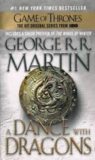 A Song of Ice and Fire(Game of Thrones): A Dance with Dragons Hardcover Novel