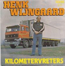 Henk Wijngaard-Kilometervreters vinyl single Telstar Label