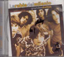 La Rabia Del Milenio Grandes Exitos  CD New Sealed