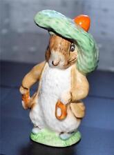 Vintage 1985 - 1988 Beswick Beatrix Potter Benjamin Bunny Bp-3c Figurine