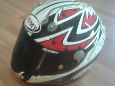 Suomy Vandal Lanzi Helmet M near MINT arai dark shield side icons NO RESERVE