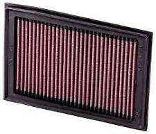K&N AIR FILTER FOR KAWASAKI EX250R NINJA 2008-2012 KA-2508