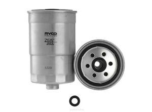 Ryco Fuel Filter Z615 fits Kia Sorento 2.2 CRDi 4x4 (XM), 2.5 CRDi (JC)