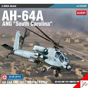 "Academy 1/35 AH-64A ANG ""South Carolina"" 12129"