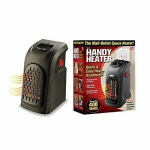 Stufa Elettrica Portatile Handy Heater 400 W