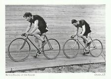 "*Utah Postcard-""Bicycle Racing At The Saucer (Wooden Track)"" *Ogden, UT (H6)"