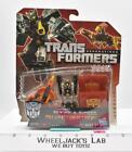 Rewind & Sunder #2 Fall Of Cybertron Transfomrers Generations 2012 Hasbro MISB