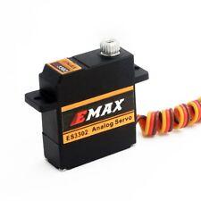 Emax ES3302 Metallgetriebe Flächenservo 12,4g 0,10s 2,8kg 9mm Servo