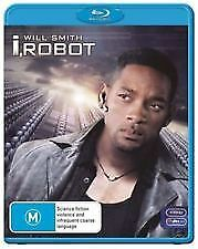 I,Robot Blu Ray - 1 Disc - Terrific Condition Will Smith