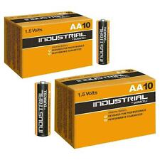 More details for duracell industrial now procell aa batteries lr6 1.5v mn1500 expiry 2026 20 pack