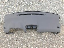 09-10 TOYOTA COROLLA DASHBOARD INSTRUMENT PANEL ASSEMBLY GRAY OEM #STORAGE-TOP