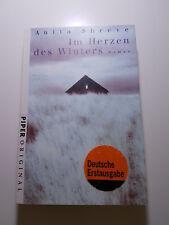 Im Herzen des Winters von Anita Shreve Deutsche Erstausgabe *Mengenrabatt* 2000