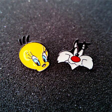 Disney TweetyBird metal earring ear stud earrings studs cartoon unisex new