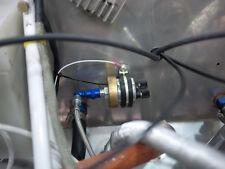 VDO Stainless Remote Pressure Sender mounting Clamp Clip Gauge (Rotax) Sensor
