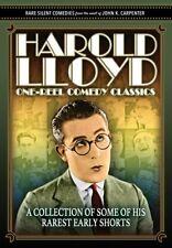 Harold Lloyd One-Reel Comedy Classics New Dvd
