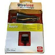 Just Wireless Car Phone Charger Fits for iphone 4,4s,3g,3gs, for ipod nano 3,4,5