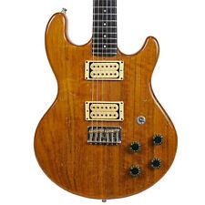 Vintage 1976 Kramer USA 450G 450 G Aluminum Neck Electric Guitar Natural