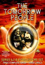 DVD:THE TOMORROW PEOPLE SERIES 6, 7 & 8 - NEW Region 2 UK