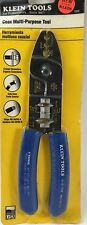 KLEIN TOOLS COAX MULTI-PURPOSE TOOL / WIRE STRIPPER NO. 1008 MADE IN USA
