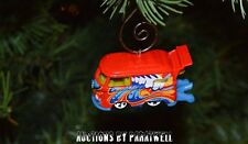 Custom T1 Kombi Volkswagen T2 Bus Christmas Ornament VW Van 1/64 Samba Camper RV