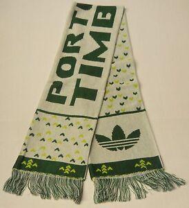 MLS Portland Timbers Adidas Womens Winter Knit Scarf NEW!