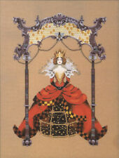 Cross Stitch Chart / Pattern ~ Mirabilia The Queen Bee #MD171