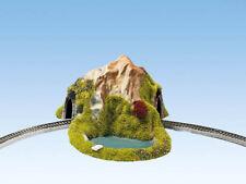 Noch 44670 Spur Z Tunnel 1- Gleisig gebogen