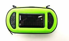 Horseware Event Boombox, Solar power, Mobile Phone boombox, charger.