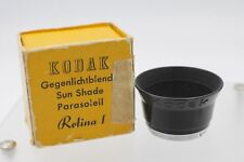 Rare NOS - Kodak Retina I Camera 29.5mm Push On Plastic Lens Hood Shade