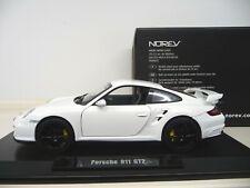 1:18 NOREV PORSCHE 997 GT2 2007 weiss white NEU NEW
