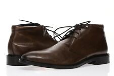GORDON RUSH Mens 'Baylor' Brown Leather Chukka Boots Sz 10 - 230958