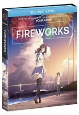 FIREWORKS(BLU-RAY+DVD)W/SLIPCOVER NEW FACTORY SEALED