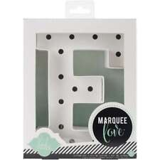 American Crafts Letter Kit, E