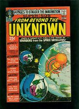 From Beyond the Unknown 11 & 12 - Large Scans