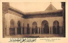 BF9118 institut musulman mosquee de paris le grand patio africa     Africa
