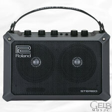 Roland MOBILE CUBE: Battery-Powered Stereo Amplifier - MOBILE-CUBE