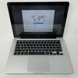 MacBook Pro 13 Mid 2010 MC375LL/A 2.66GHz 2 Duo 4GB 500GB HDD - Fair Condition