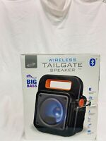 iLive ISB309B Wrls Tailgate Party Speaker Spkr Supports Bluetooth V5.0