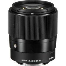 Obiettivo Sigma 30mm f/1.4 AF DC DN Contemporary Sony E-Mount