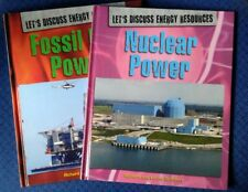 Let's Discuss Energy Resources: Fossil Fuel Power / Nuclear Power (Hardback)