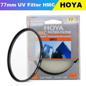 HOYA HMC UV(C) 52 55 58 62 67 72 77 mm Filter UV Slim Digital SLR Camera Lens