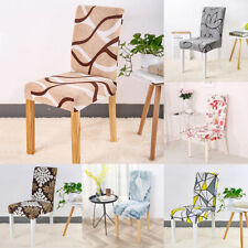 Universal Dining Chair Covers Removable Slipcovers Wedding Banquet Decor